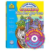 Kindergarten Flash Action Software