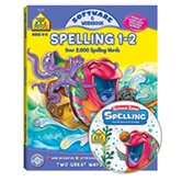Spelling 1-2 Software And Workbook