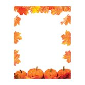 Pumpkin Patch Printer Paper