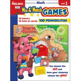 Mix Match Games Math Gr 1