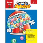 Everything Alphabet Prek-k