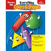 Everything Colors Shapes Gr Pk-k