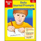 Daily Journal Prompts Primary