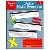 Daily Math Prompts Gr 5