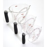 Angled Measuring Cup Set (3-pc)