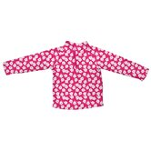 Winter Wear Microfleece Shirt in Pink Floral