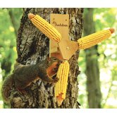 Squirrel Ear Corn Spinner in Tan