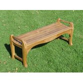 Teak Garden Bench