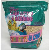 Confetti N Cob Bedding 250 Cubic Inch