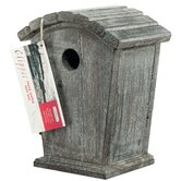 Curved Roof Clipper Nest Bird House