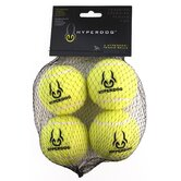 Tennis Ball Dog Toy - 4 Count