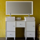 "Solutions 48"" Double Bathroom Vanity Set"