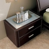 Crono 2 Drawer Nightstand