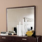 Meti Double Rectangular Dresser Mirror