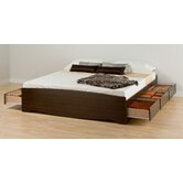 Storage Platform Bed