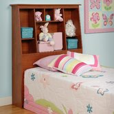 Cherry Monterey Bookcase Tall Headboard