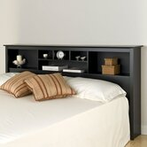 Sonoma Storage Bookcase Headboard
