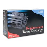 IBM TG85P6482/83 Toner Cartridges, 6000 Page Yield, Black