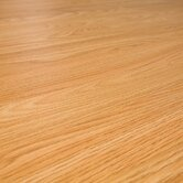 7 mm Wide Board Laminate with Underlayment in Country Oak