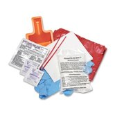 Clean up Pathogen Kit, White/Red