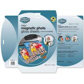 "Magnetic Photo Sheets, 8-1/2""x11"", 5 Sheets/PK"