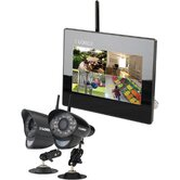 "7"" LCD with 2 Digital Wireless Camera"