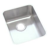Lustertone 16.5&quot; x 20.5&quot; Undermount Single Bowl Sink Set