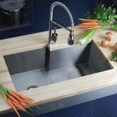 Avado Single Bowl Kitchen Sink