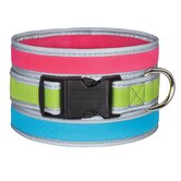 Reflective Neoprene Dog Collar