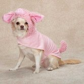 Porky Pup Dog Costume