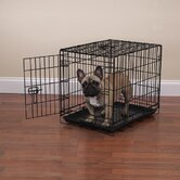 Dog Crate in Black