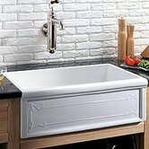 Luberon Art Nouveau Fireclay Farmhouse Sink