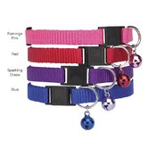 Basic Nylon Cat Collar