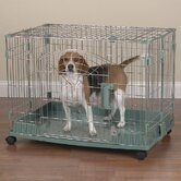 Smart Snap Medium / Large Pet Pen in Silver Sage