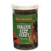 Organic Jerky Dog Treat (1 lb-Jar)