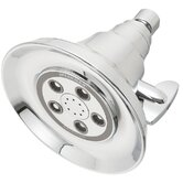 "Crowne Plaza Hotel Anystream 2000 6 1/4"" Face Diameter Shower Head"