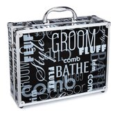 Clipper Case in Graffiti Black for Pet Groomers