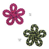Carolina Rope Flower Dog Toy
