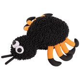 Freaky Squeaky Spider Dog Toy