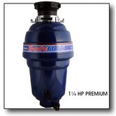 Premium 1.25&quot; HP Waste Disposal