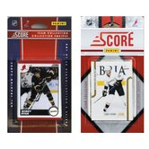 NHL Licensed Score 2 Team Trading Card Set