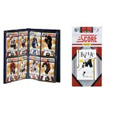 NHL Licensed 2011 Score Team Trading Card Set Plus Storage Album
