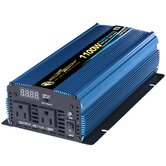 12V DC to 110V AC 1100 Watt Power Inverter