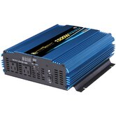 12V DC to 110V AC 1500 Watt Power Inverter