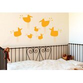 Baby Hot Chicks Wall Decal