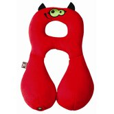 Travel Friends Cyclops Headrest in Red