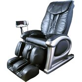 R600 Total Body Luxury Leather Reclining Massage Chair