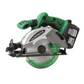 18V 3.0Ah Lithium Ion 6.5&quot; Circular Saw