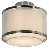 Lux Medium Semi Flush Mount
