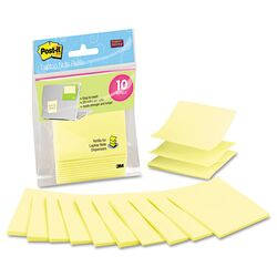 Post-it® Super Sticky Laptop Pop-Up Note Refill Pad (Set of 10)